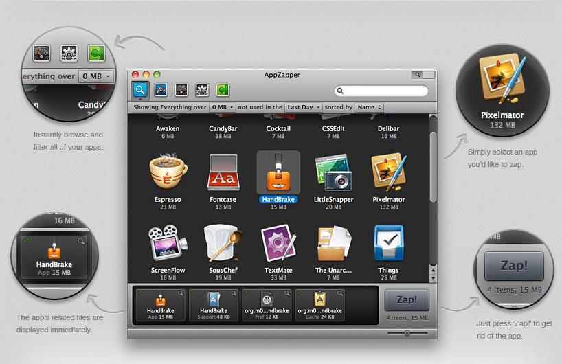 App Zapper