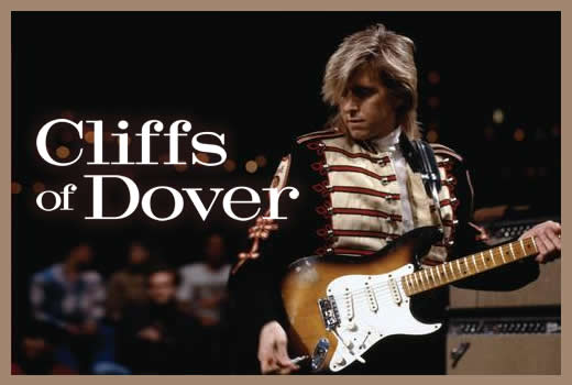 Eric Johnson – Cliffs of Dover